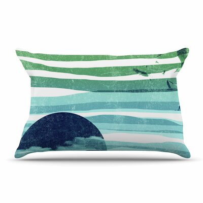 Frederic Levy-Hadida Sea Scape Stripes Pillow Case