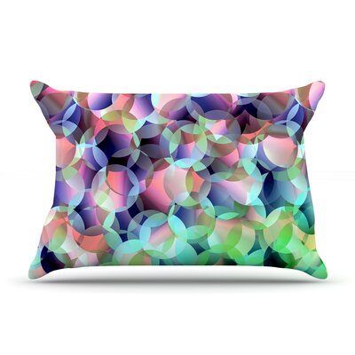 Gabriela Fuente Bubbles Pillow Case