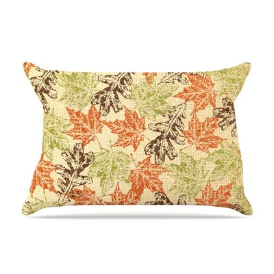 Heidi Jennings Leaf It To Me Pillow Case