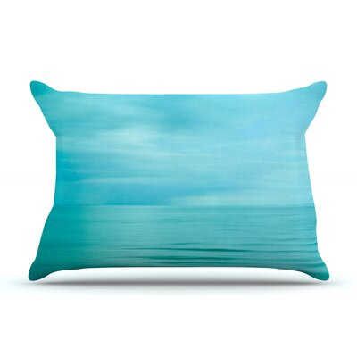 Iris Lehnhardt Calm Sea Pillow Case