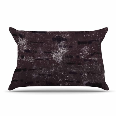 Iris Lehnhardt Tex Mix Jade Abstract Pillow Case Color: Purple
