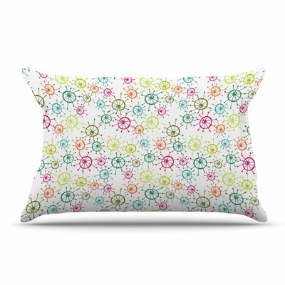 Holly Helgeson Mod Flower Burst Pillow Case