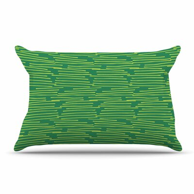 Holly Helgeson Twiggy Line Pillow Case