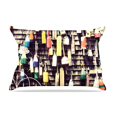 Jillian Audrey Hanging Buoys Pillow Case