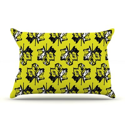 Julia Grifol Tree Leaves Pillow Case