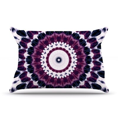 Iris Lehnhardt Batik Geometric Pillow Case