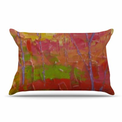 Jeff Ferst Colorful Garden Pillow Case
