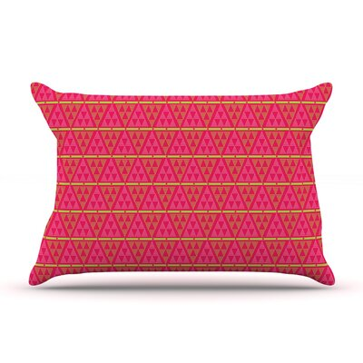Julie Hamilton Woven Pillow Case