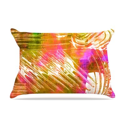 Ebi Emporium Flamenco Moves Pillow Case