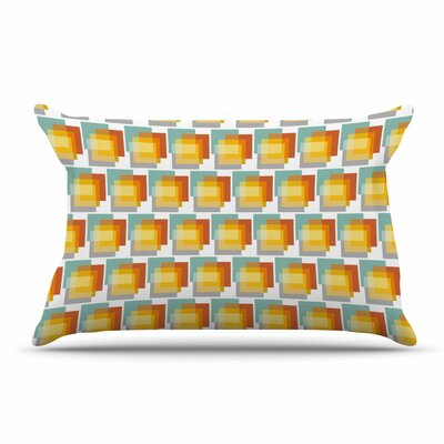 Juliana Motzko Geo1 Pillow Case