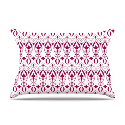Julia Grifol Warm Deco Pillow Case