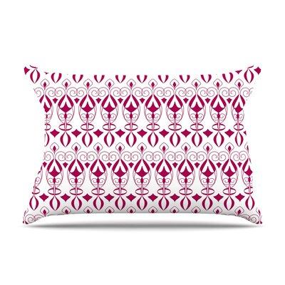 Julia Grifol Warm Deco Pillow Case