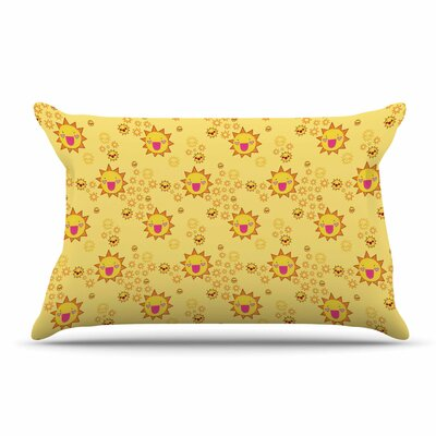 Jane Smith ItS All Sunshine Pillow Case
