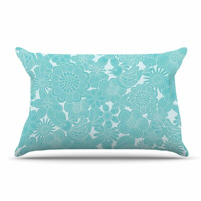 Julia Grifol Birds Pillow Case