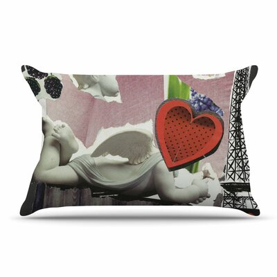 Jina Ninjjaga Parish Pop Art Pillow Case