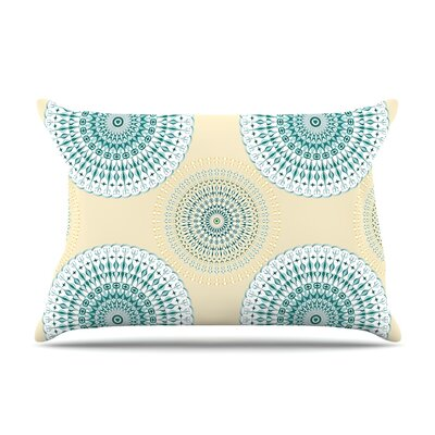 Julia Grifol Soft Mandalas Pillow Case