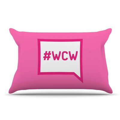 Women Crush Wednesday Pillow Case
