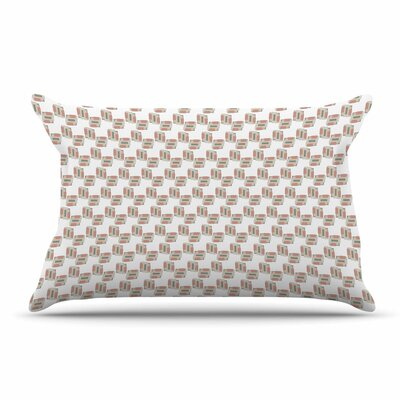 Juliana Motzko Geo 2 Pastel Pillow Case