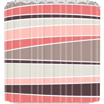 Neapolitan Shower Curtain