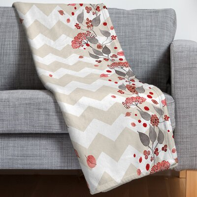 Monika Strigel Fall in Love Throw Blanket