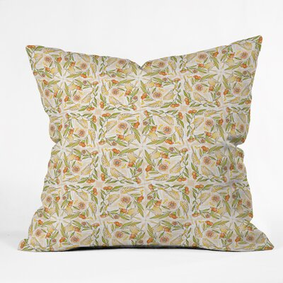 Pattern Throw Pillow Size: 18 H x 18 W x 5 D
