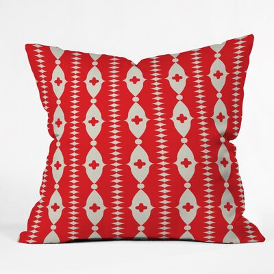 Ribbon Indoor/Outdoor Throw Pillow