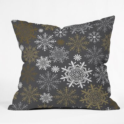 Mary Beth Freet Winter Wish Indoor/Outdoor Throw Pillow