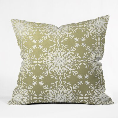 Lisa Argyropoulos Elegance Whispers Throw Pillow