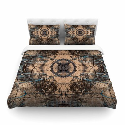 Zion 1178 by Bruce Stanfield Featherweight Duvet Cover Size: King