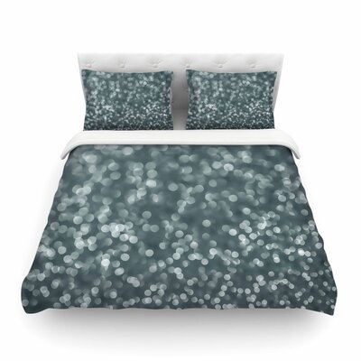 Ambient Abstract by Bruce Stanfield Featherweight Duvet Cover Size: King