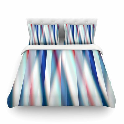 Ambient by Bruce Stanfield Featherweight Duvet Cover Size: King
