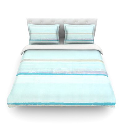 Cost by CarolLynn Tice Featherweight Duvet Cover Size: King
