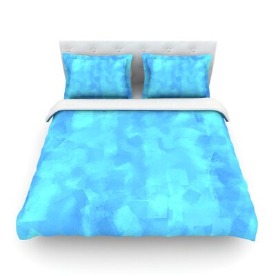 Convenience by CarolLynn Tice Featherweight Duvet Cover Size: King