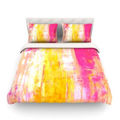 Growing Taller Featherweight Duvet Cover Size: King