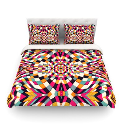 Rebel Ya by Danny Ivan Featherweight Duvet Cover Size: King
