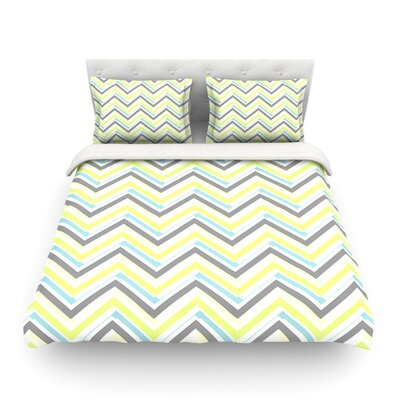 Ideal by CarolLynn Tice Featherweight Duvet Cover Size: Twin