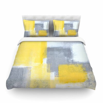 Steady Featherweight Duvet Cover Size: King