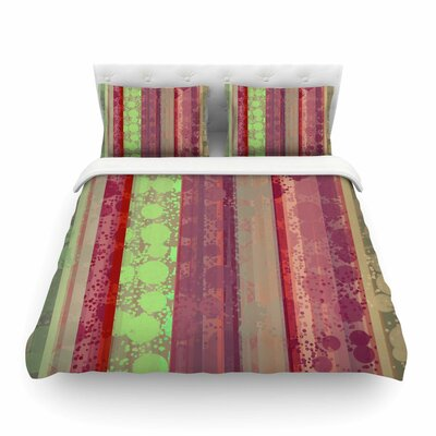 Magic Carpet by Cvetelina Todorova Featherweight Duvet Cover Size: Twin