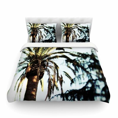 Tropico Nature Photography by Chelsea Victoria Featherweight Duvet Cover Size: Full/Queen