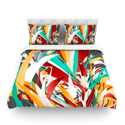 Lafaye by Danny Ivan Featherweight Duvet Cover Size: King