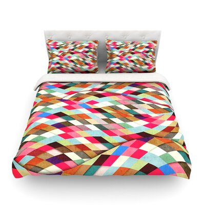 Adored Art Object by Danny Ivan Featherweight Duvet Cover Size: King