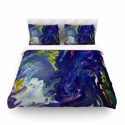 Reunited by Claire Day Featherweight Duvet Cover Size: Twin