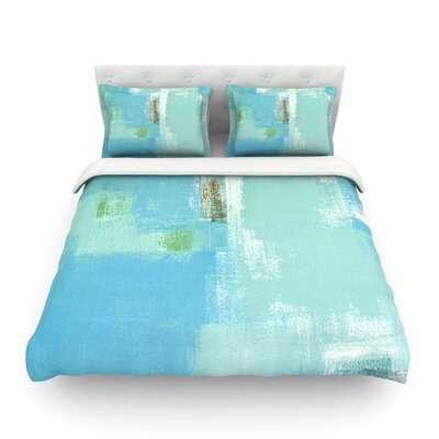 Announced by CarolLynn Tice Featherweight Duvet Cover Size: King