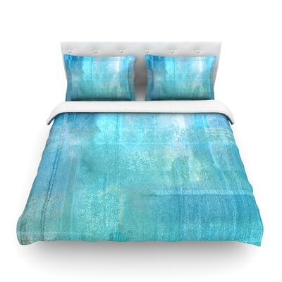 Eye Candy by CarolLynn Tice Featherweight Duvet Cover Size: Twin
