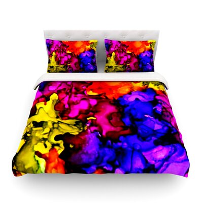 Chica by Claire Day Featherweight Duvet Cover Size: King