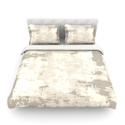 Secluded by CarolLynn Tice Featherweight Duvet Cover Size: King