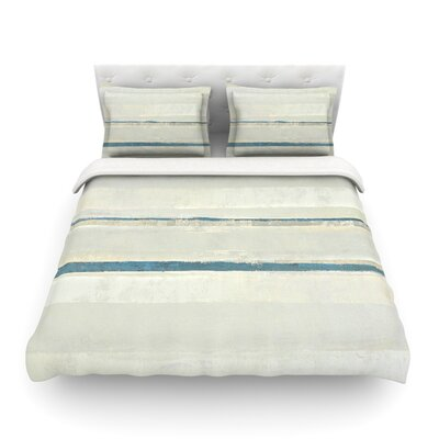 Input by CarolLynn Tice Featherweight Duvet Cover Size: King