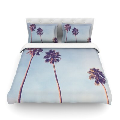 Sunshine and Warmth by Catherine McDonald Featherweight Duvet Cover Size: Full/Queen