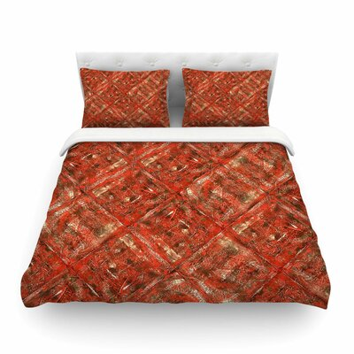 Malica by Bruce Stanfield Featherweight Duvet Cover Size: King