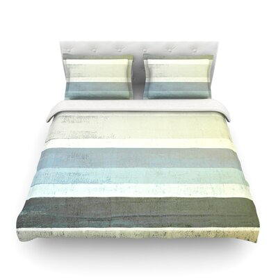No Limits by CarolLynn Tice Featherweight Duvet Cover Size: King
